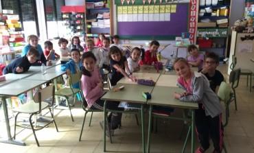 El colegio de Fonz impartirá un proyecto piloto impulsado por el Gobierno de Aragón y la Universidad de Zaragoza para introducir el aragonés en el aula