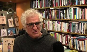 Hablamos con Miguel Gallardo en la Librería Anónima