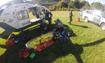Durante 2015, el Servicio de Montaña de la Guardia Civil, ha rescatado a más de 1.500 personas, 405 de ellas en Aragón