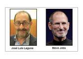 ¿En qué se parecen José Luis Laguna y Steve Jobs?