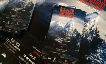 El festival internacional de cine de montaña (BANFF) llega a España por primera vez y Huesca será su anfitriona