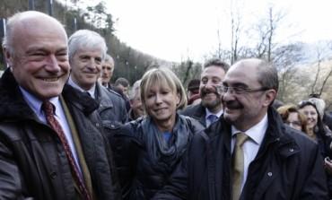 Aragón y Aquitania reafirman su apoyo a la reapertura de la línea ferroviaria internacional Pau-Canfranc-Jaca