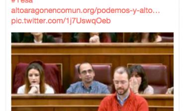 """El ciclo Tertulias en Común lleva el """"debate de investidura"""" a Huesca este lunes"""