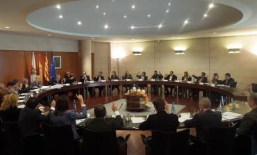La Diputación de Huesca se une para reclamar al Ministerio que los beneficios hidroeléctricos no se vayan lejos del Pirineo aragonés