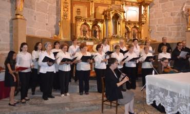 Las corales Foncense y de Binéfar cantan el domingo en la iglesia de Fonz