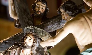 Procesión del Santo Entierro: devoción y tradición oscense en el Viernes Santo