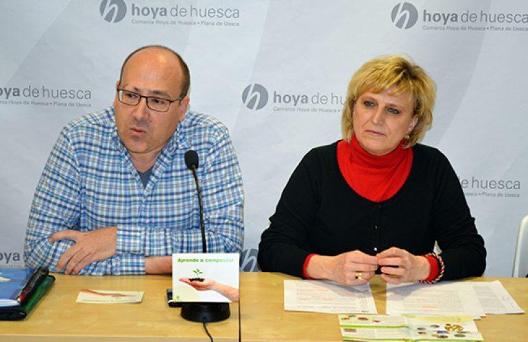 La Hoya presenta el programa comarcal de compostaje comunitario