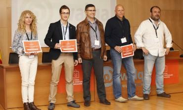 La Gran Velada de Zaragoza se lleva en Huesca el premio a la mejor tienda virtual