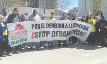 Nueva sentencia contra Ibercaja en Huesca por la cláusula suelo