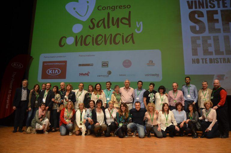 Setecientas personas aprenden en Huesca los beneficios de vivir atentos en el presente