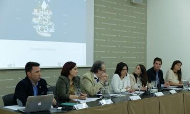 """Los palacios y centros de congresos de la provincia se unen bajo la marca común """"Huesca La Magia"""" con la coordinación de TuHuesca"""