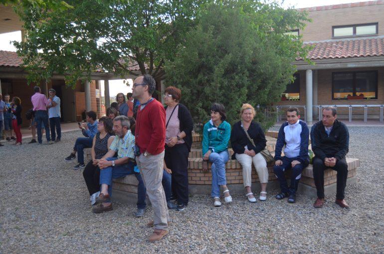 El albergue La Sabina de Fonz que construye Down Huesca recibe el apoyo de la Diputación de Huesca
