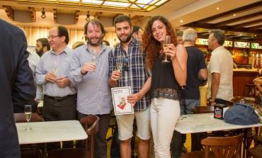 Multitudinaria acogida en Barbastro al Anuario de Ronda Somontano abril 2015 – marzo 2016