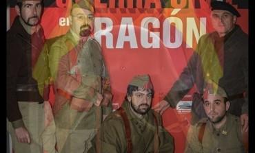 La Guerra Civil regresa el sábado a las trincheras de los Monegros