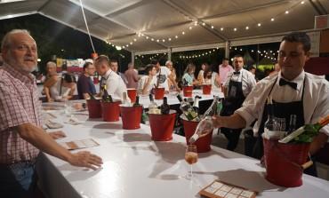 Más tapas y vinos vendidos en el primer día del Festival Vino Somontano