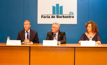 Inaugurada la LV edición de FERMA en Barbastro