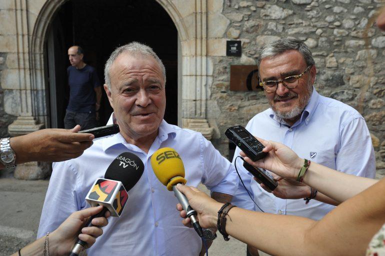 Miguel Gracia: «El debate sobre diputaciones no es tan alegre como para pensar únicamente que si se suprimen se ahorrará»
