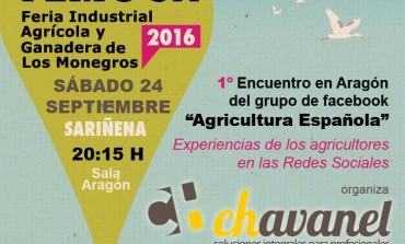 Chavanel y FEMOGA organizan el I Encuentro del grupo de Facebook Agricultura Española