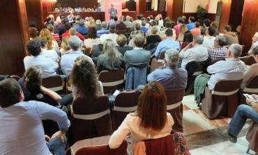 Apoyo de los socialistas del Alto Aragón al Comité Federal
