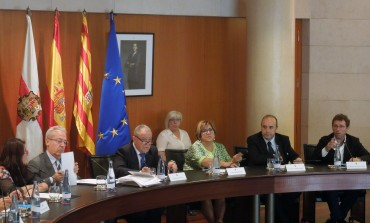 La DPH incrementa en medio millón de euros las ayudas a los servicios de extinción de incendios