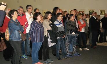 Atades presenta el Vino Amigo de Bodegas Enate en el Museo de Huesca