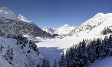 En MARCHA !! Apertura estación esquí nórdico LLanos del Hospital