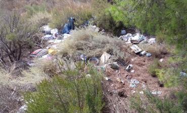 IU lamenta el cierre del expediente por el vertedero ilegal de Vale de la Mora