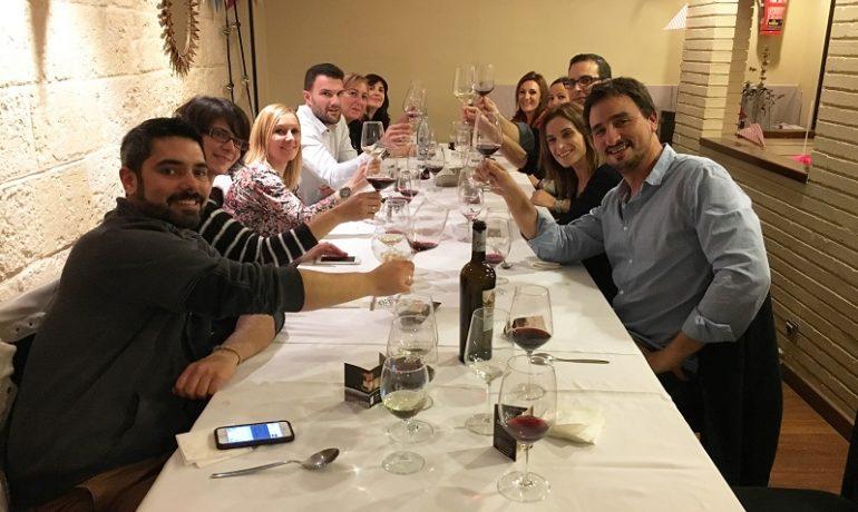 Más de 700 personas han participado en las catas propuestas por la Ruta del Vino Somontano para noviembre