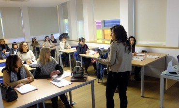 Las mujeres emprendedoras aprenden en la Cámara de Huesca a analizar la viabilidad de un negocio