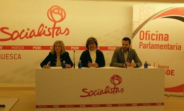 En marcha la nueva Oficina Parlamentaria del PSOE del Alto Aragón que se desplazará por la provincia