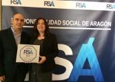 La industria de Sabiñánigo Baxter obtiene el Sello de Empresa  Socialmente Responsable en Aragón