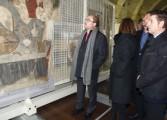 El Presidente de Aragón confía en que todos los bienes expoliados volverán al Monasterio de Sijena y pide a Cataluña que acate las sentencias