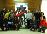 La Plataforma Unitaria contra la Autopista Eléctrica convocará una reunión de coordinación en Huesca para preparar la estrategia de oposición al proyecto de interconexión eléctrica por el Pirineo aragonés