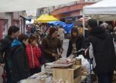 La Feria de la Candelera vuelve a atraer las miradas de miles de personas a Barbastro