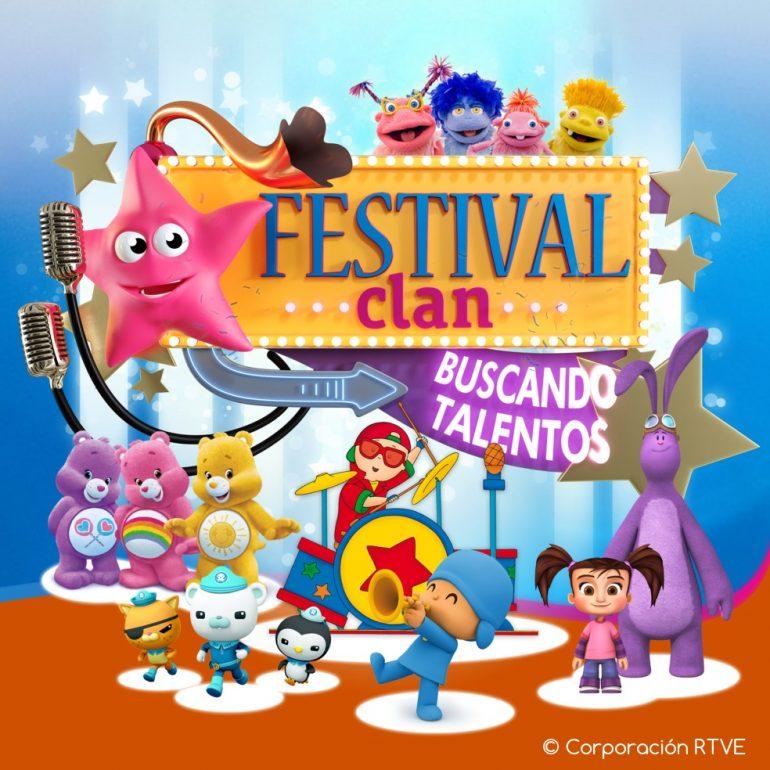 HUESCA ACOGE EL DOMINGO 02 DE ABRIL LA NUEVA GIRA DE FESTIVAL CLAN, QUE REGRESA AL MÁS PURO Y DIVERTIDO ESTILO REALITY SHOW