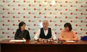 El Ayuntamiento de Huesca impulsa una campaña  para atraer visitantes de Zaragoza en la Cincomarzada