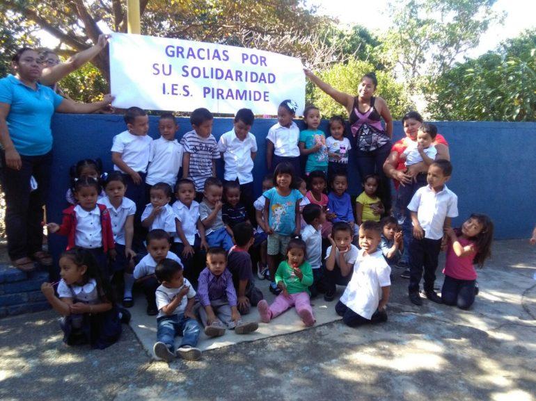 La Operación Bocata del IES Pirámide vuelve a colaborar con el proyecto de la ONG Monegros con Nicaragua