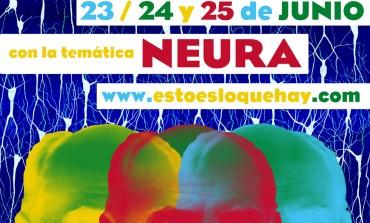 """'Estoesloquehay'. La muestra artística celebrará su 15ª edición en Ayerbe (Huesca) con la temática """"Neura"""""""