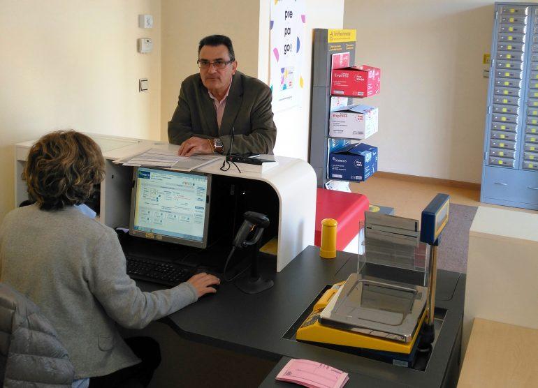CORREOS abre una oficina en Huesca para dar servicio a las empresas del Polígono Sepes