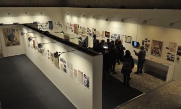 la exposición de Orwell supera ya los 4.000 visitantes y propone nuevas actividades hasta finales del mes de junio