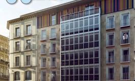 Edificio Luces de Bohemia, un espacio exclusivo en el mismo centro de Huesca