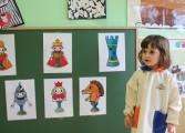 El proyecto de ajedrez de la Escuela Infantil Comarcal de Los Monegros se presenta el sábado en el CIFE de Fraga