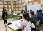Un taller de inteligencia emocional y marca personal llega a 75 alumnos del IES Sierra de San Quílez
