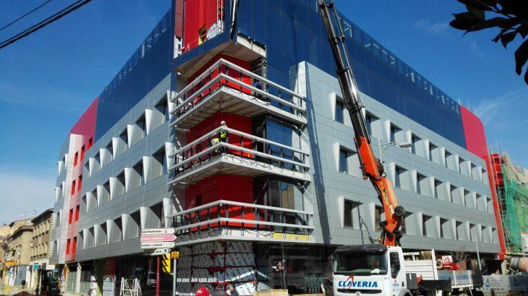 Hotel & Spa Ciudad de Binéfar abrirá sus puertas el 10 de Abril