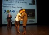Fundación Lacus Aragón reconoce el trabajo de Down Huesca