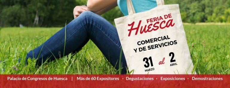 La Feria generalista de Huesca contará  con 60 expositores de toda España