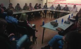 Los socialistas reclaman al Gobierno central un impulso a las infraestructuras pendientes en la provincia