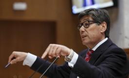 """Aliaga advierte del peligro que supone la competencia de Lérida para la TCP e insta a la DGA a """"luchar sin descanso"""" por el Eje de Aragón"""