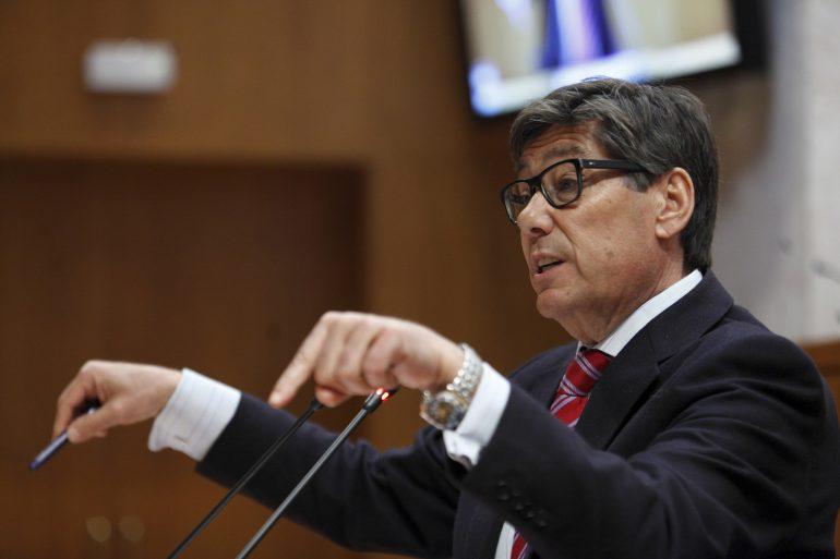 Aliaga advierte del peligro que supone la competencia de Lérida para la TCP e insta a la DGA a «luchar sin descanso» por el Eje de Aragón