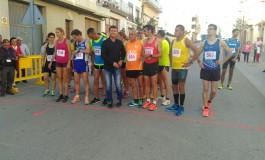 Sergio Supervía y Nuria Sierra ganan la XXXV Carrera de la Solidaridad de Zaidín a beneficio de Down Huesca
